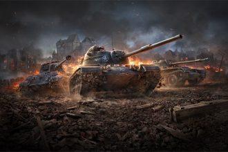 World of Tanks - Dunkirk