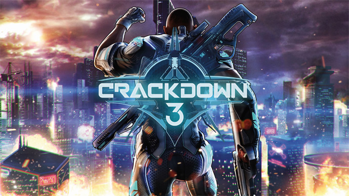 Crackdown 3 é adiado