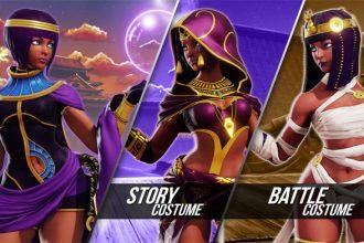 Street Fighter 5: Menat