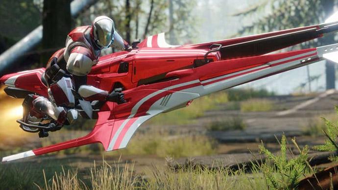 Destiny 2 - Pardal