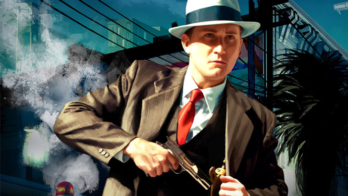LA Noire é mais caro na Switch