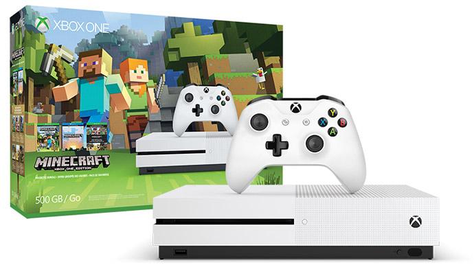 Xbox One S chega ao Brasil nesta sexta