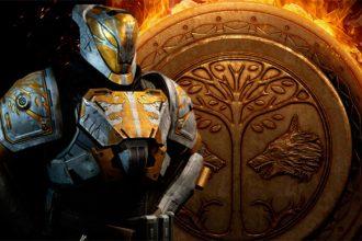 Destiny 2 - Bandeira de Ferro