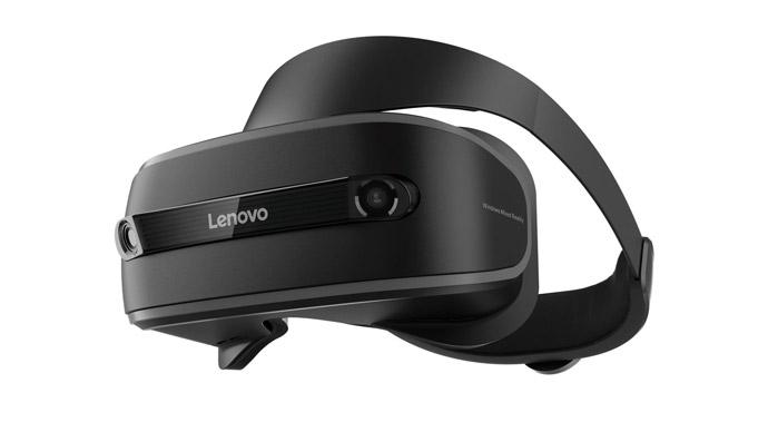 Visor de realidade mista da Lenovo chega ao Brasil por R$ 2.499