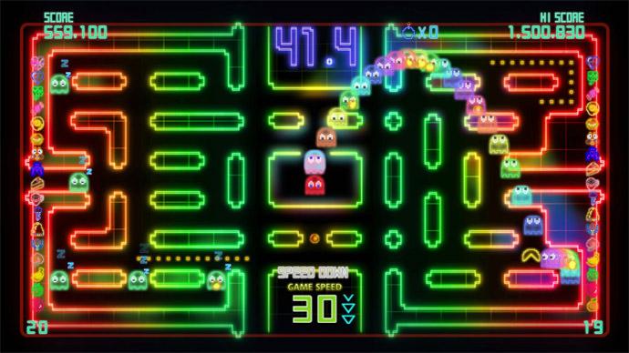 Pac Man Championship Edition DX+