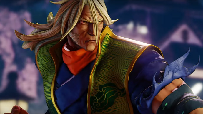 Zeku é o novo personagem de Street Fighter V