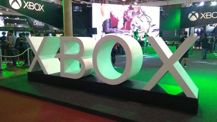 Xbox One S na BGS