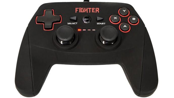 Dazz Dual Shock Fighter - controle