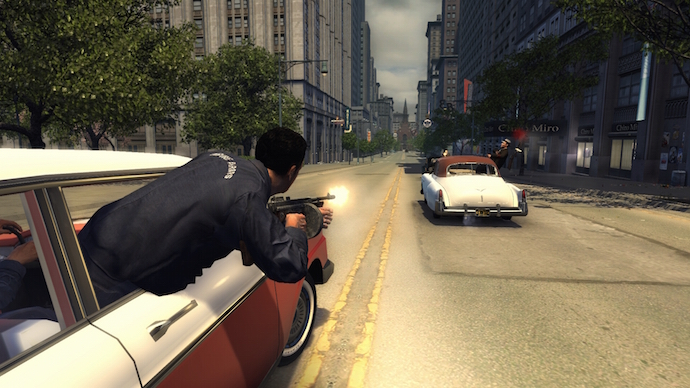 Mafia 2 na Games with Gold