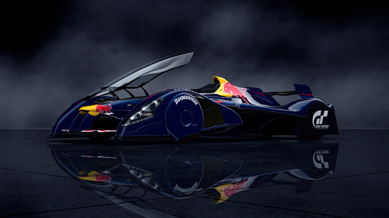 Gran Turismo 5 - Sebastian Vettel GT5