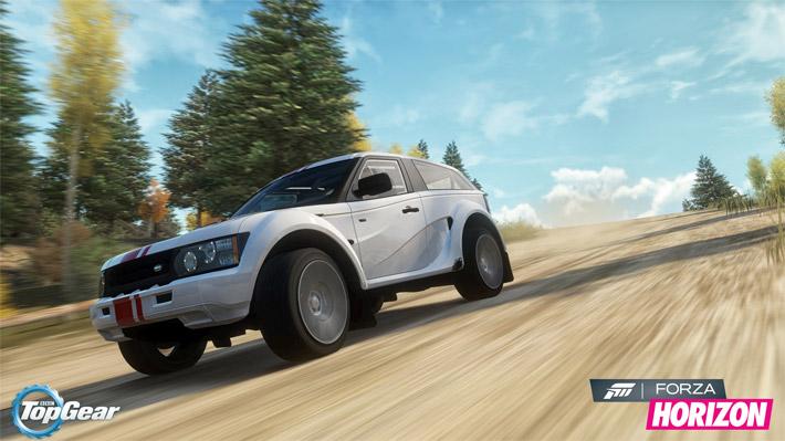 Forza Horizon - Top Gear