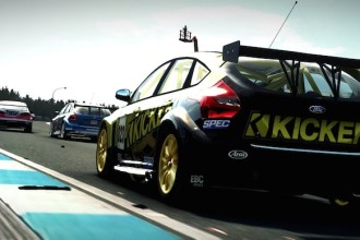 Grid Autosport na PS Plus