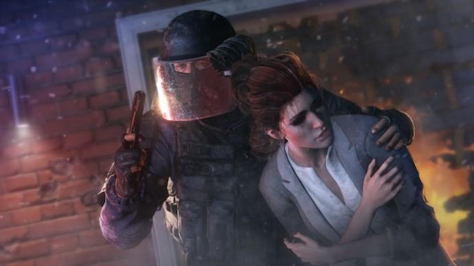 Rainbow 6 Siege da Ubisoft