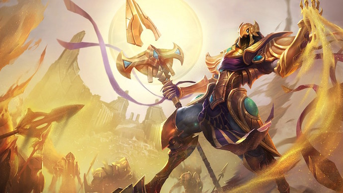 League of Legends - Azir