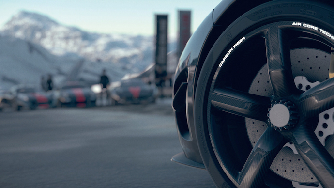Driveclub na Gamescom 2014