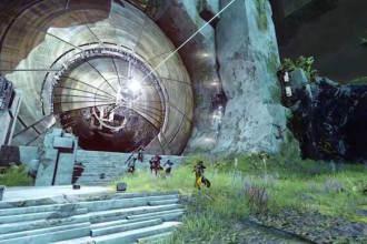 Destiny e a Câmara de Cristal