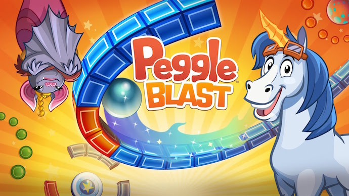 Peggle Blast para iPhone
