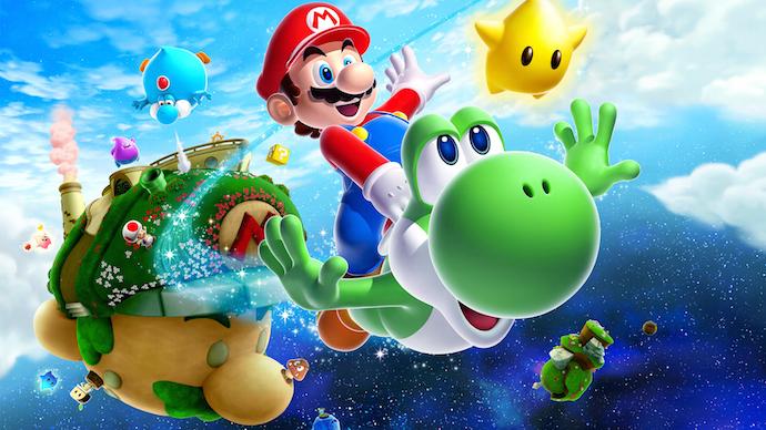 Mario Galaxy 2 da Nintendo