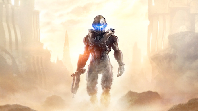 Halo 5 - Agent Locke