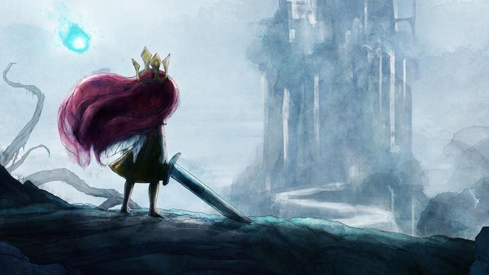 Child of Light no Games with Gold
