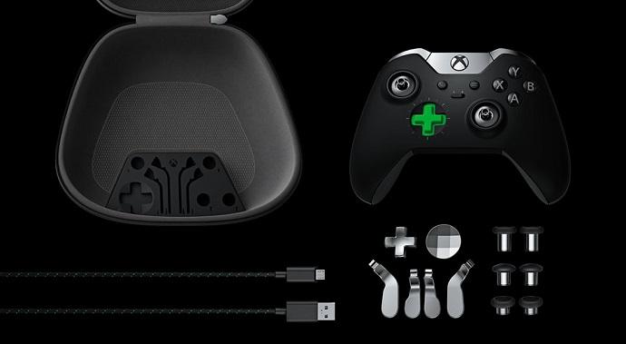 novo controle Elite Xbox