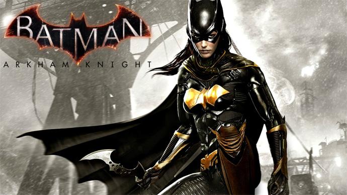 DLC da Batgirl