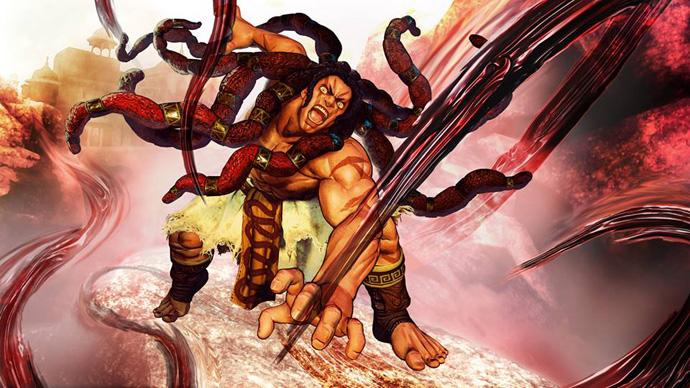 Street Fighter 5 - Necalli