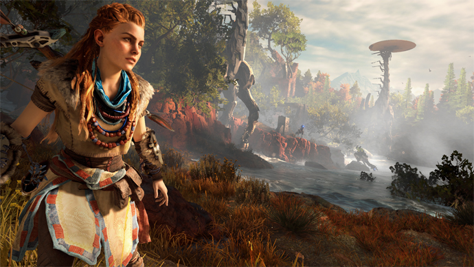 Horizon Zero Dawn na Paris Games Week