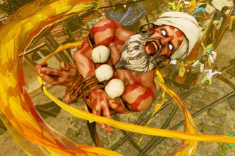 Street Fighter 5 - Dhalsim