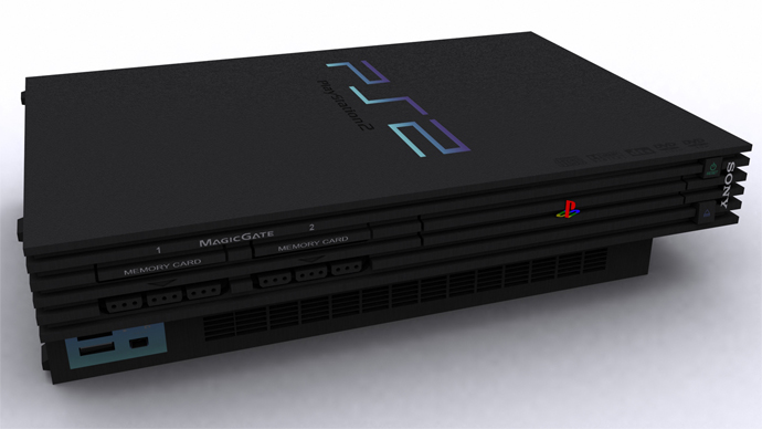 PS2 no PlayStation 4