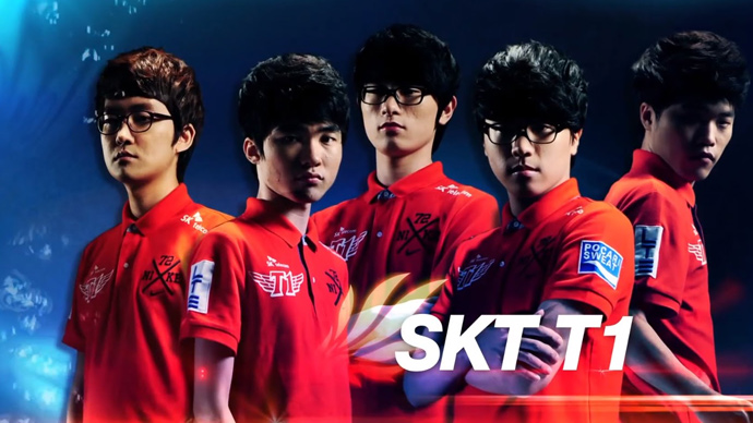 SKT T1 - League of Legends