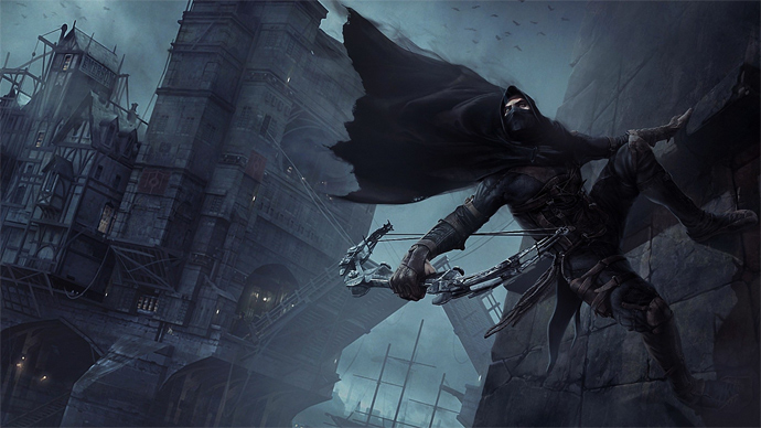 Thief na Xbox Live Gold