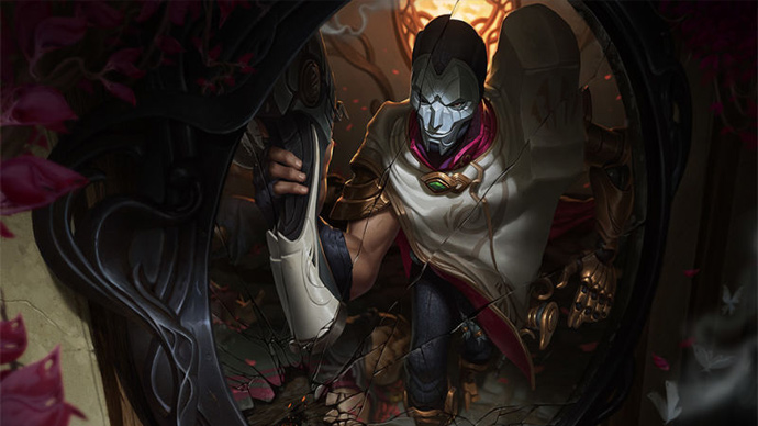League of Legends: Jhin