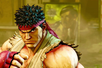Street Fighter 5 - Ryu