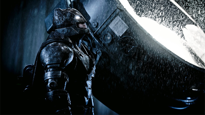 Batman vs Superman na Comic-Con
