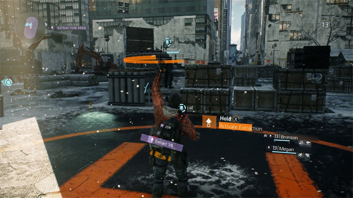 The Division Dark Zone