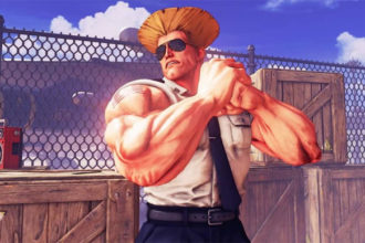 Street Fighter 5 - Guile