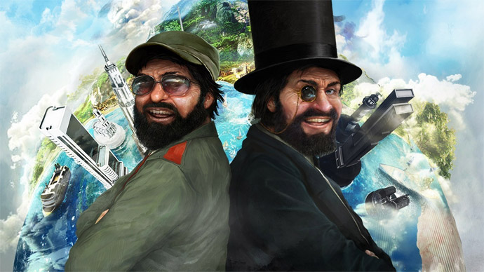 Tropico 5 - PS Plus
