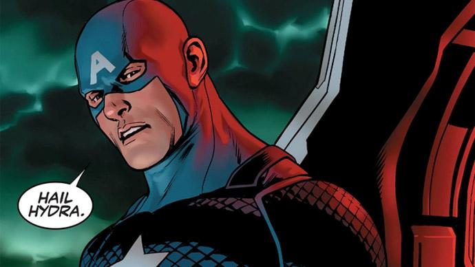 Capitão América agente da Hidra?