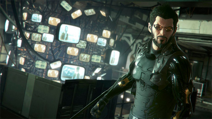 Deus Ex: Mankind Divided na PS Plus