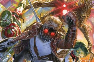 Marvel e Visa - Guardiões da Galáxia