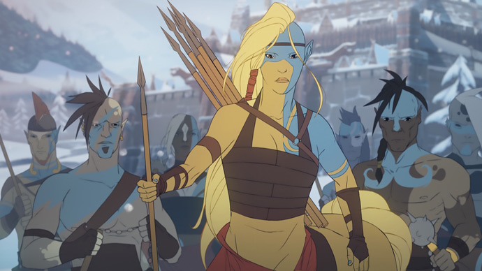 The Banner Saga 2 no Games with Gold