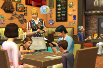 The Sims 4: Escapada Gourmet