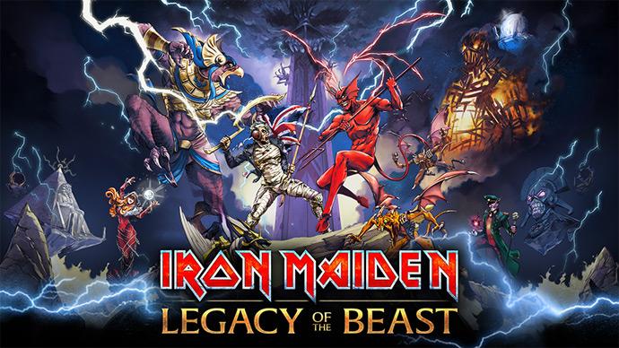 Jogo do Iron Maiden