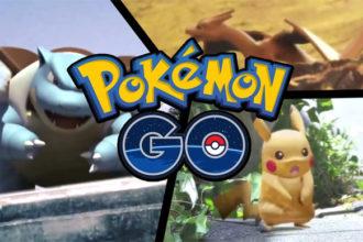 Como capturar Pokémon em Pokémon GO
