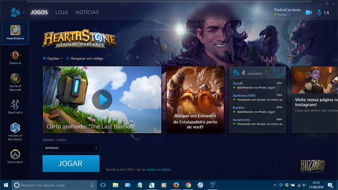 Blizzard - Battle.net