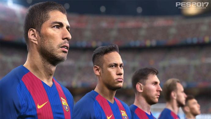 PES 2017 - Barcelona