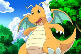 Pokémon GO - Dragonite