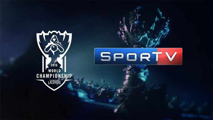 LoL e SporTV