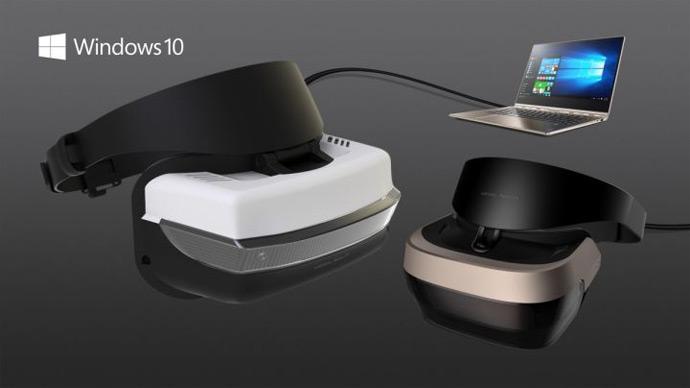 Microsoft promete óculos de VR baratos